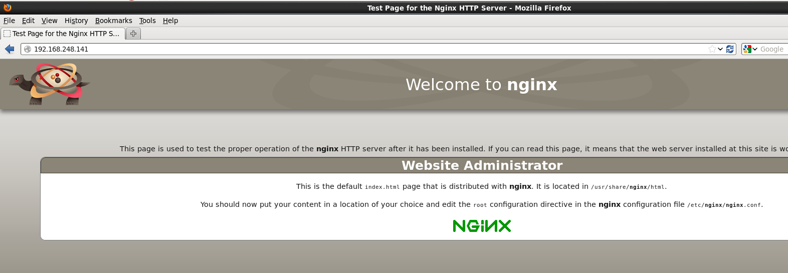 Web中间件之Nginx篇