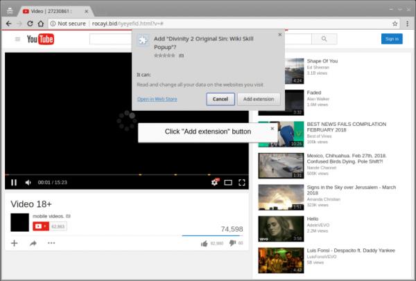 Nigelthorn 恶意软件滥用 Chrome 扩展感染超过 10 万个系统