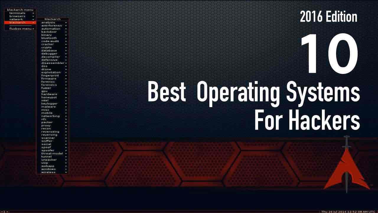 10大白帽黑客专用的 Linux 操作系统