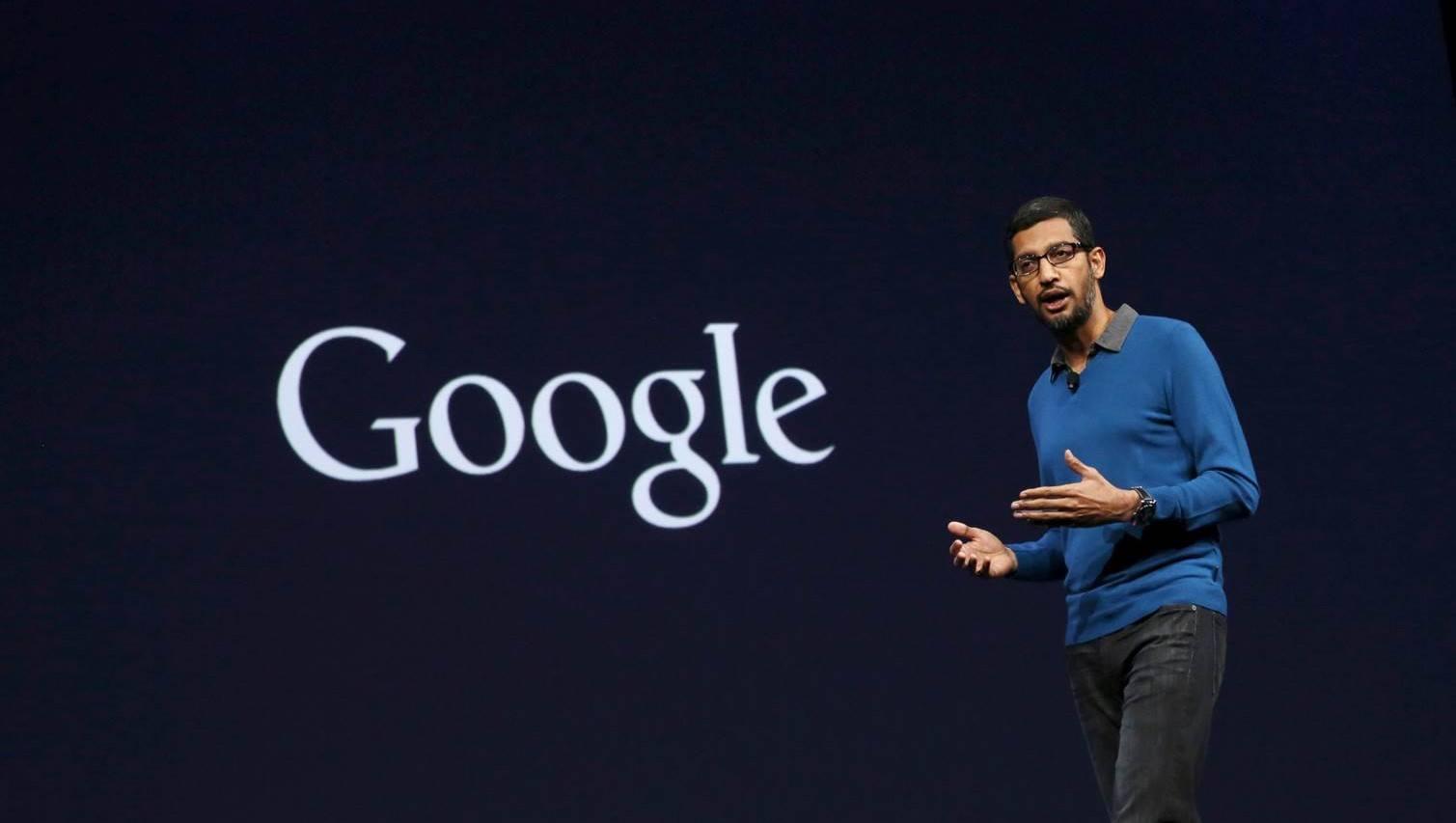 谷歌 CEO 公布 AI 七原则 但继续与美国军方合作