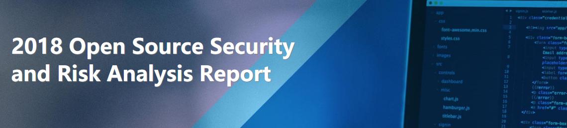 2018 开源代码安全报告:每个代码库平均包含 64 个漏洞