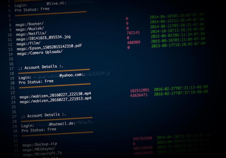 大量 Mega 帐户的登录信息遭泄露并暴露了用户文件