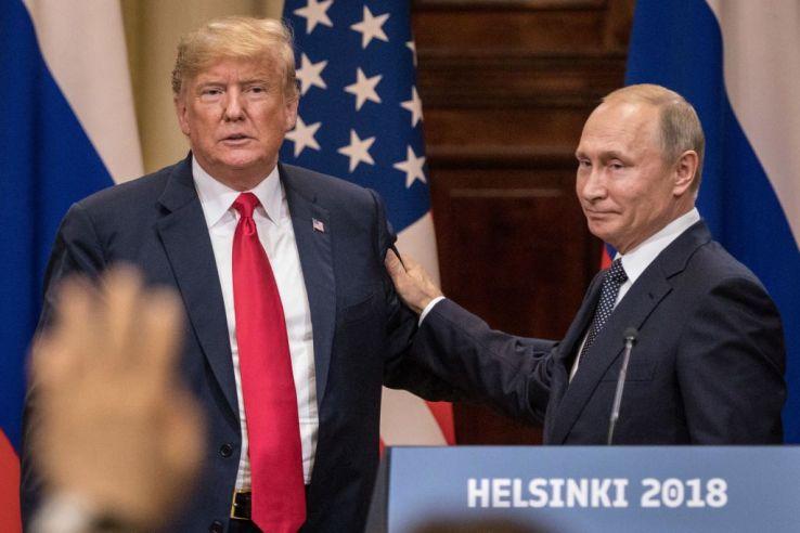 普京提议与美国成立信息安全合作组织,调查涉美大选指控