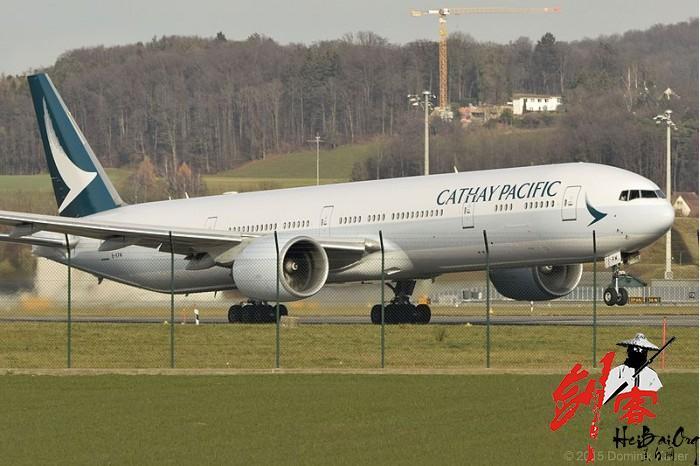 国泰航空 940 万名乘客个人数据在 3 月被盗 包含出行地点数据