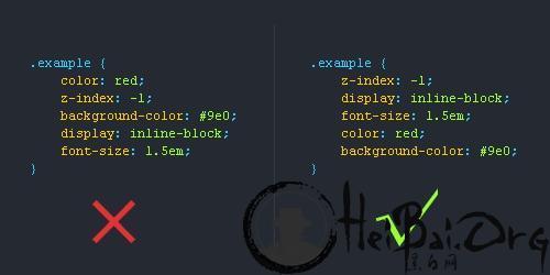CSS 中重要的层叠概念