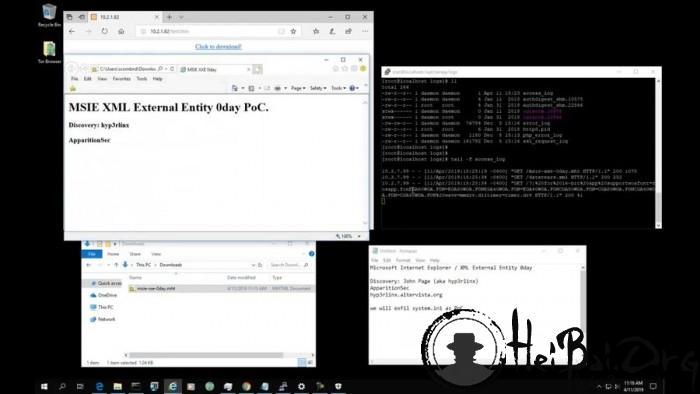 IE 11浏览器被爆安全漏洞:可远程窃取本地PC文件