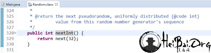 Java random方法的安全问题