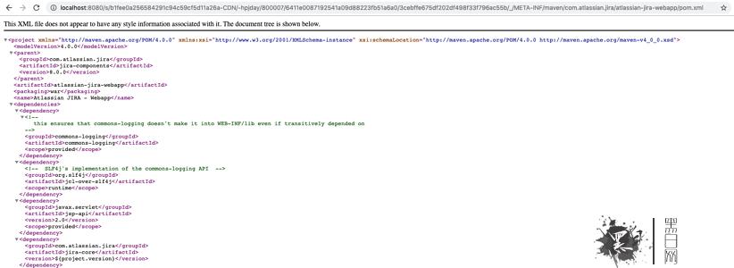 xml文件不出现
