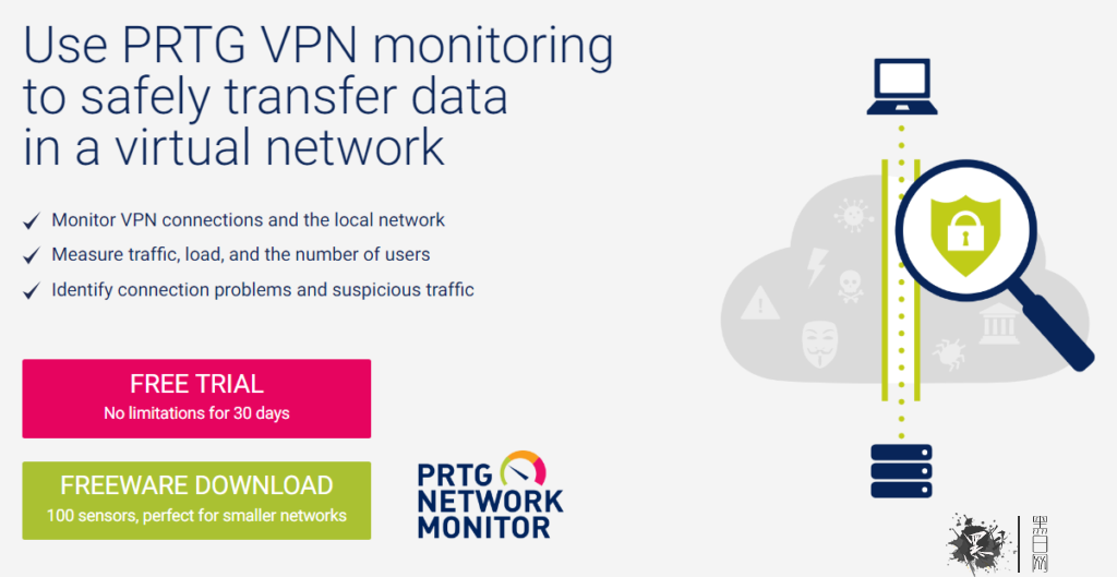 PRTG VPN监控