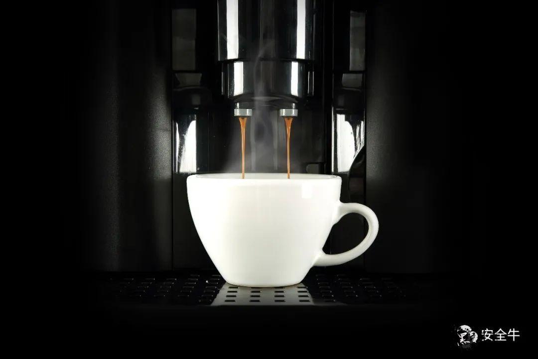 勒索软件的新木马:智能咖啡机
